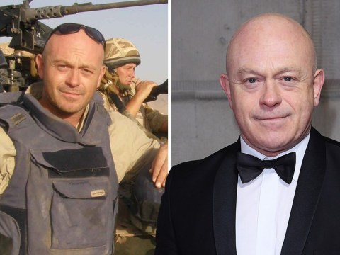 Ross Kemp remembers soldier pals who lost their lives in Afghanistan