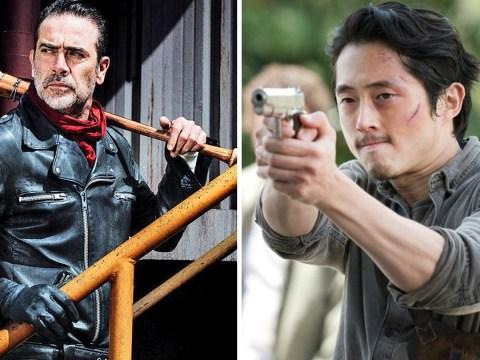 Walking Dead season 9b leaves major easter egg of Glenn's death as Negan runs for it