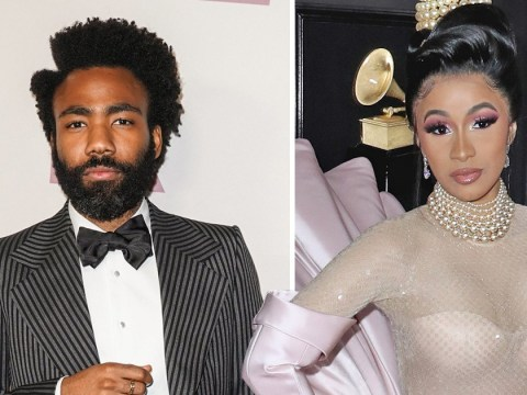Childish Gambino and Cardi B make Grammys history