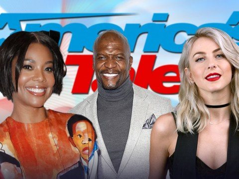 Terry Crews, Gabrielle Union and Julianne Hough join America's Got Talent season 14 as Tyra Banks departs