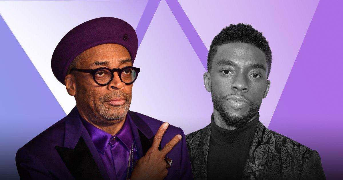 Spike Lee taps Black Panther star Chadwick Boseman for Vietnam Netflix film