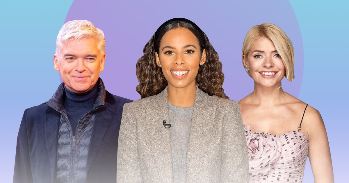 This Morning's Holly Willoughby off sick with Rochelle Humes stepping in last minute