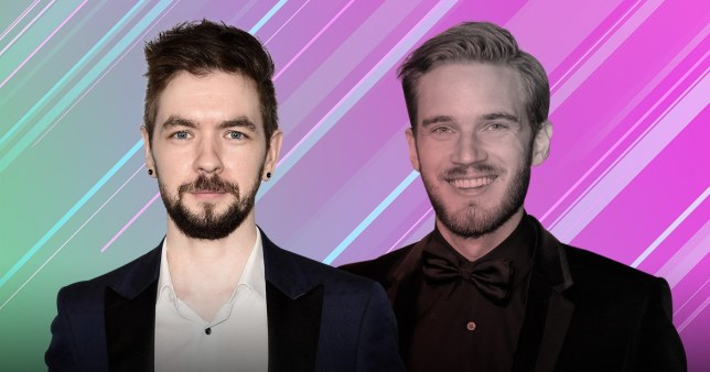 JackSepticEye threatens to delete channel over PewDiePie and