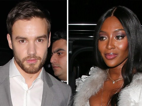 Liam Payne finally 'confirms' he dated Naomi Campbell as he reveals he's the most endowed One Direction member