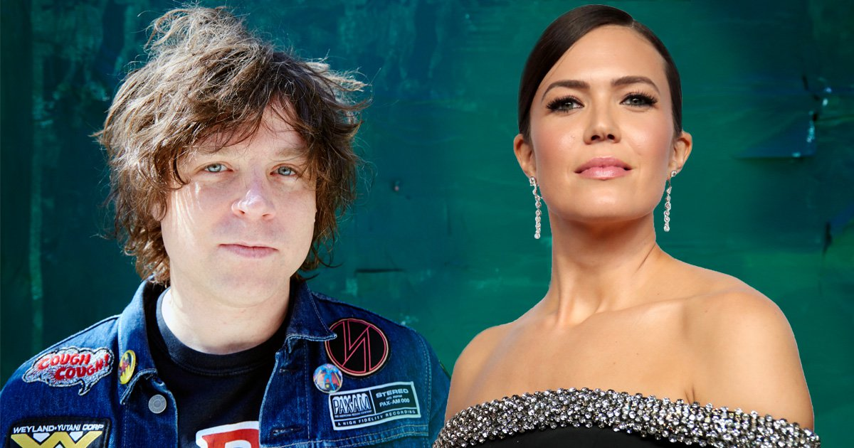 Mandy Moore 'felt like she was drowning' while married to ex-husband Ryan Adams