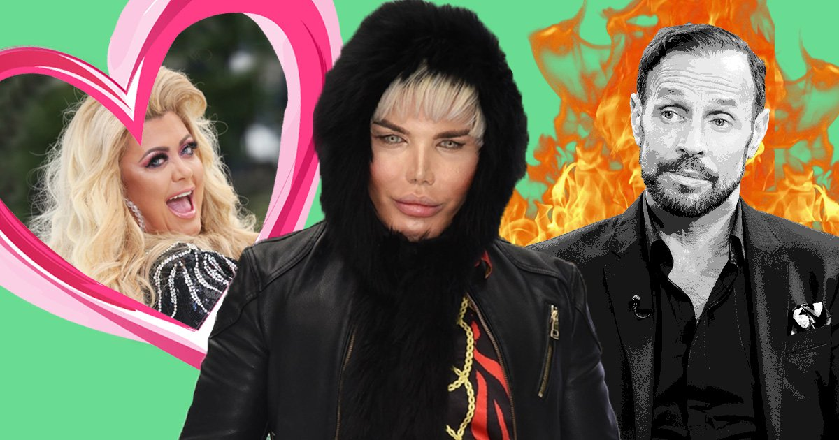 Rodrigo Alves says Gemma Collins was under 'too much pressure' on Dancing On Ice as he reveals hopes for 2020 series