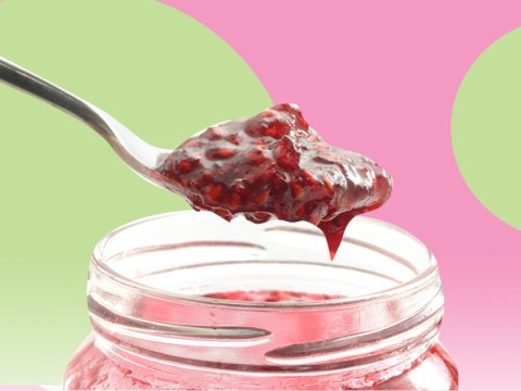 Is it safe to eat mouldy jam?