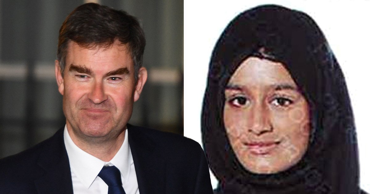 UK can't make schoolgirl, 19, who left to join Isis stateless