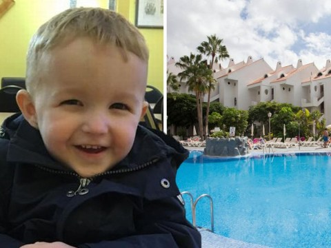 Boy, 4, drowned in pool after his armbands were removed on family holiday