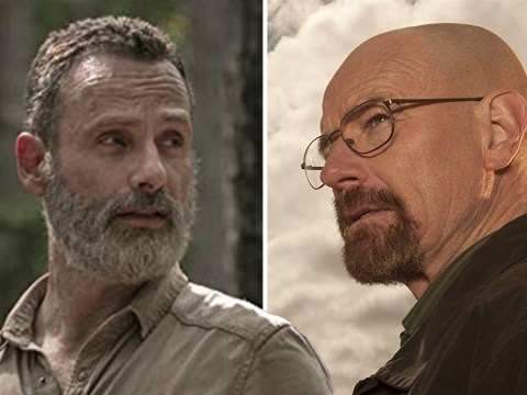 The Walking Dead actor keen for Breaking Bad crossover and we're here for it