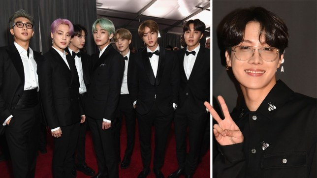 5ed72ebd4ac ARMY make sweet donations for J-Hope s birthday as BTS rapper celebrates  big day