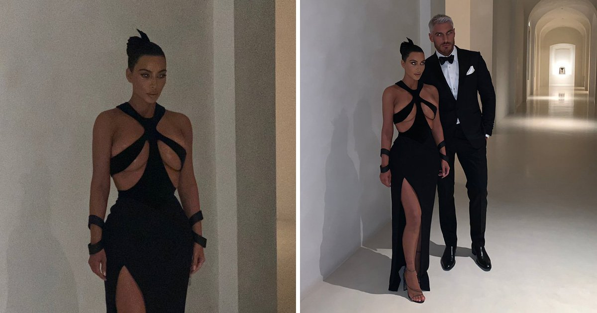 Why does Kim Kardashian have no furniture in her Hidden Hills mansion?