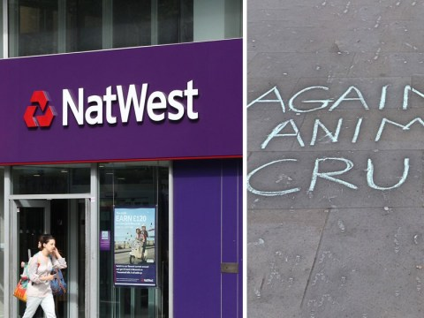 Natwest customer told 'all vegans should be punched in the face' applying for loan