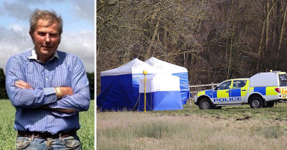 Body found in river is missing farmer who disappeared last year