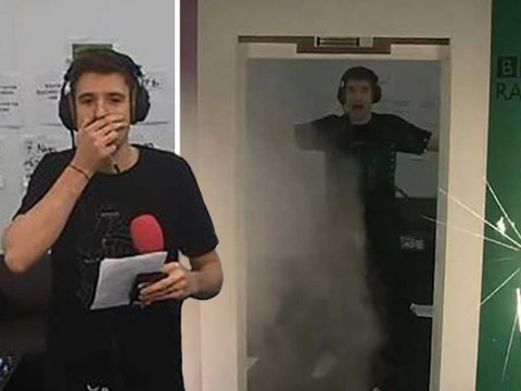 Greg James slams 'fix' claims after finally breaking out of Radio 1 escape room 31 hours later