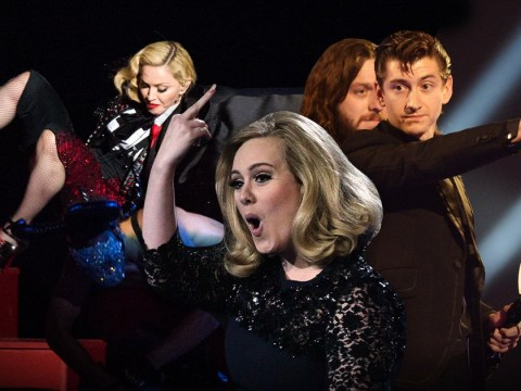 The best Brits moments of all time – from Madonna falling and Adele giving the finger