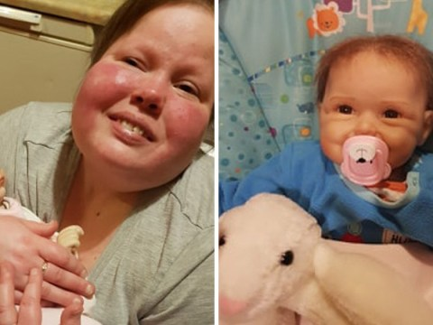 Disabled woman says reborn dolls have changed her into a devoted 'mummy'