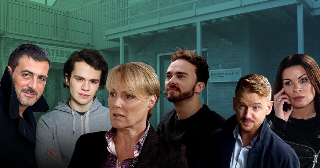 Coronation Street Spoilers All The Factory Killer Suspects Revealed Metro News