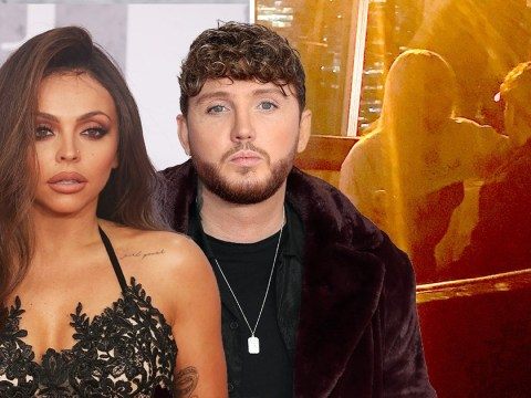 James Arthur shuts down talk of a Jesy Nelson romance: 'We were not kissing'
