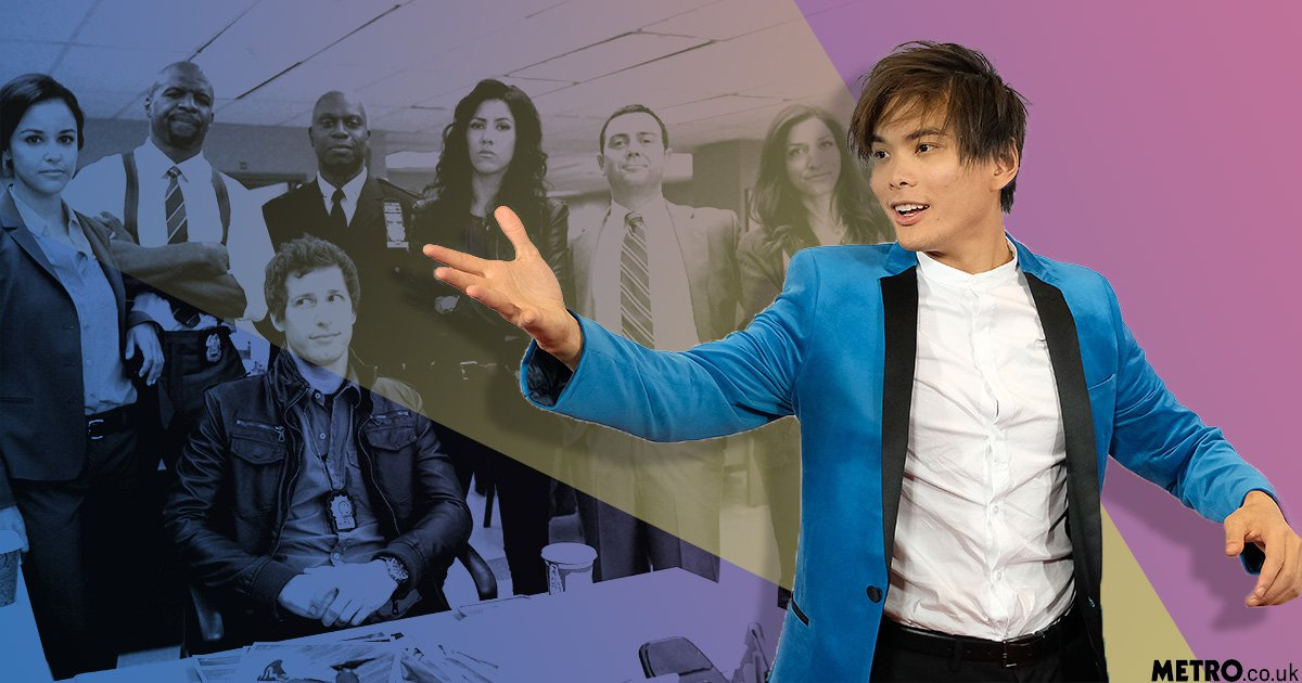 America's Got Talent's Shin Lim has epic idea for Brooklyn 99 cameo after winning AGT Champions