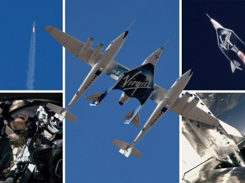 Space tourism a step closer after successful flight for Richard Branson's Virgin Galactic