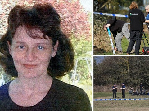 Fresh search for mum's body 17 years after husband murdered her