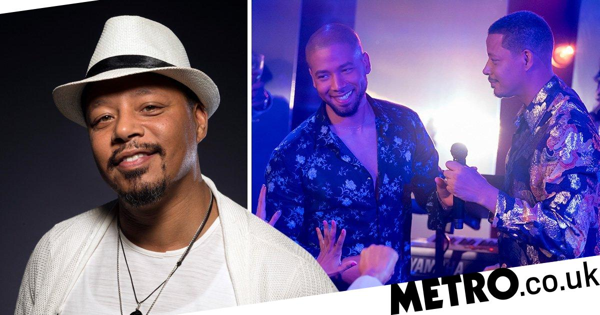 Empire's Terrence Howard shows 'love' for Jussie Smollett after arrest