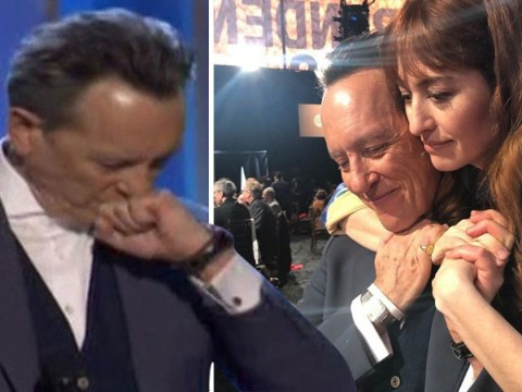 Richard E Grant tearfully dedicates Independent Spirit Award to Ian Charleson who died of AIDS