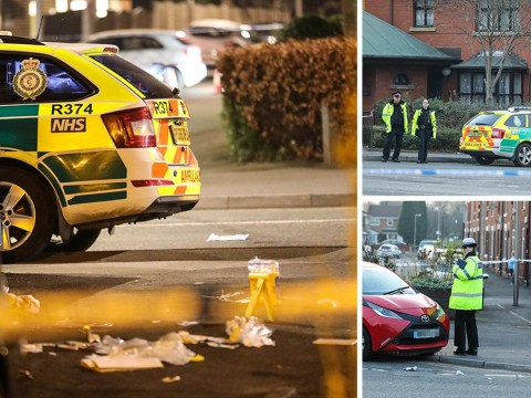 Man killed as friend left him for dead after motorbike crashes into wall