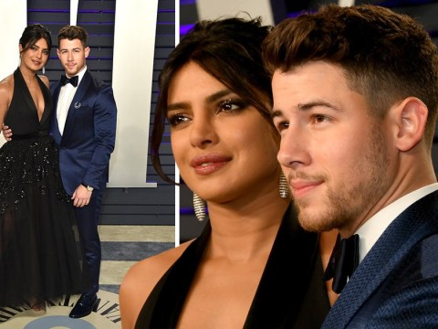 Nick Jonas and Priyanka Chopra win best couple award at same Oscars after-party they first met