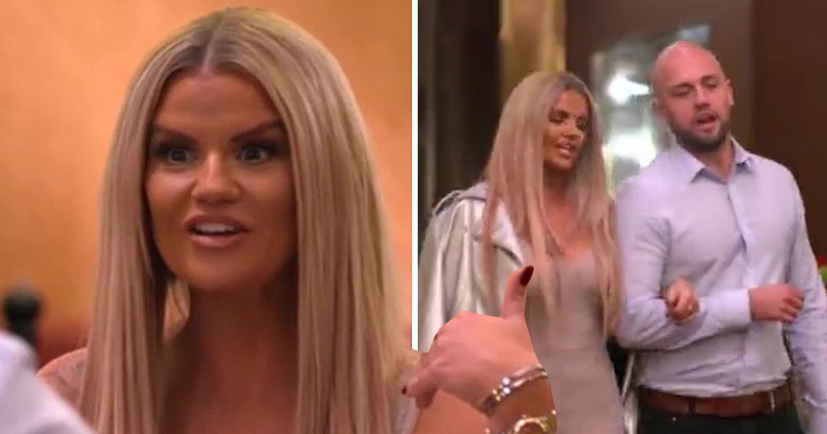 Kerry Katona leaves Celebs Go Dating viewers in hysterics after car crash date