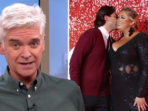 Phillip Schofield reckons Gemma Collins and James Argent 'will get back together' following split announcement