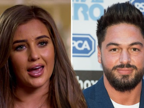 Georgia Steel and Mario Falcone embroiled in vicious Twitter spat over 'awful' Celebs Go Dating behaviour