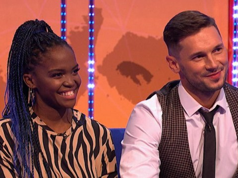 The Greatest Dancer Oti Mabuse's husband torn between wife and Cheryl in awks TV moment
