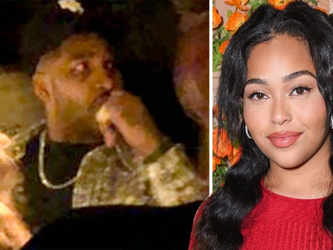 Tristan Thompson was 'stressed' as he partied in the hours before Jordyn Woods cheating scandal