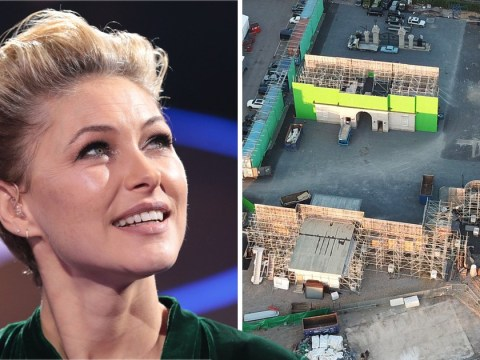 Big Brother house has been obliterated and replaced by Buckingham Palace as 'new eye' fuels return rumours