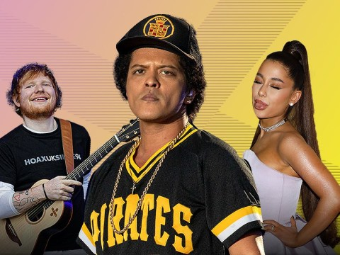 Ariana Grande and Ed Sheeran songs banned in Indonesia for being 'pornographic'