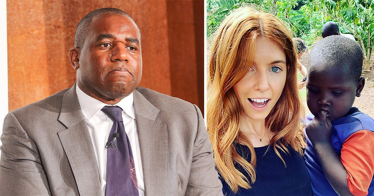 Stacey Dooley slams David Lammy over 'white saviour' criticism: 'You could always go to Uganda'