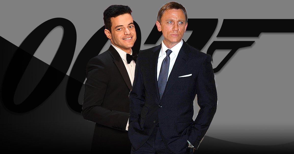 Rami Malek confirmed for Bond 25 role alongside Daniel Craig as Naomie Harris and Ralph Fiennes return
