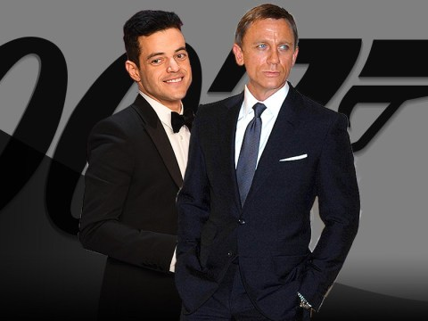 Rami Malek confirmed for Bond 25 role alongside Daniel Craig as Naomie Harris and Ralph Fiennes return