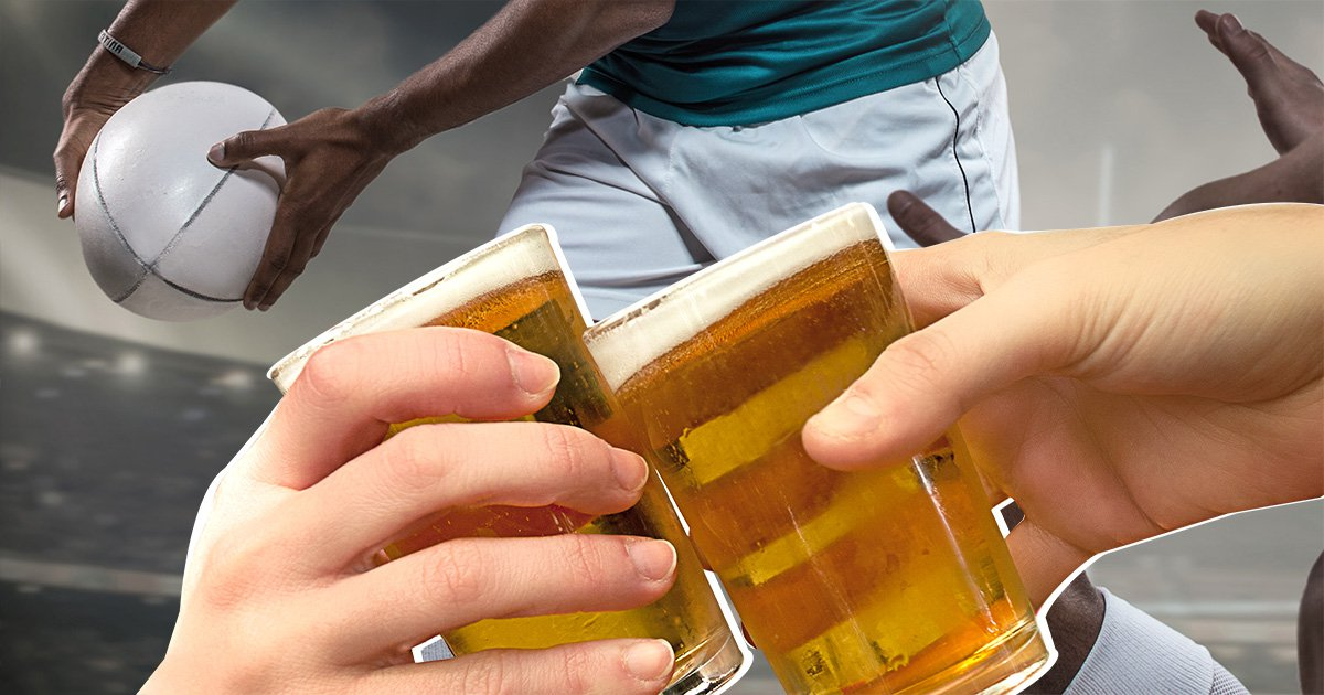 You could get paid £200 to drink cider all day long at a rugby game
