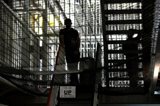 Embargoed to 0001 Monday December 10 File photo dated 29/04/13 of inmates in a prison. The UK has the highest number of prisoners serving life sentences in Europe, according to a report. PRESS ASSOCIATION Photo. Issue date: Monday December 10, 2018. Analysis of 2016 data found UK jails were holding 8,554 inmates serving life - more than France, Germany and Italy combined. See PA story PRISONS Population. Photo credit should read: Anthony Devlin/PA Wire