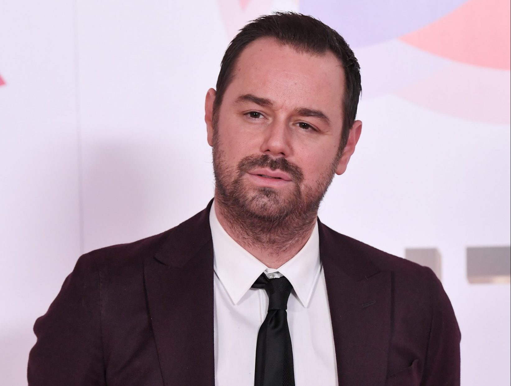 Mandatory Credit: Photo by Anthony Harvey/REX/Shutterstock (10069672cc) Danny Dyer - Serial Drama Performance - 'EastEnders' 23rd National Television Awards, Press Room, O2, London, UK - 22 Jan 2019