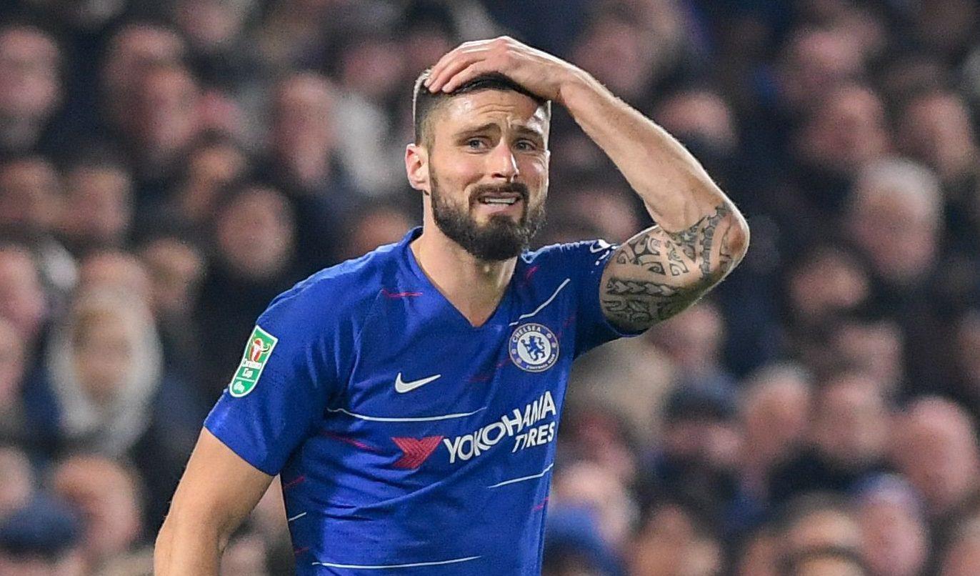 Chelsea submit £39m bid to sign Eintracht Frankfurt striker Luka Jovic