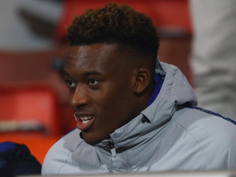 Maurizio Sarri trying to make Callum Hudson-Odoi fell 'involved' in Chelsea squad