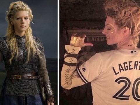 Vikings star Kathryn Winnick gives an update on Lagertha's future in season 6