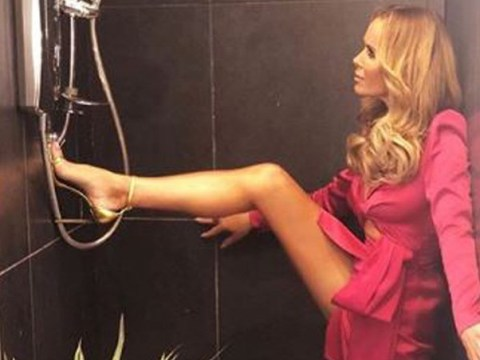 Ant McPartlin back on top form as he and Declan Donnelly troll Amanda Holden's shower picture