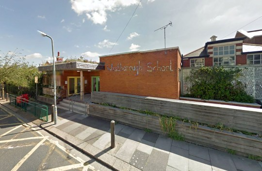 Picture: Google Maps/ Westborough Primary School Boy, 6, removed from school after he was caught with knife in pocket