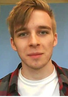 Missing student disappeared after night out Daniel Williams Picture: Met Police metrograb