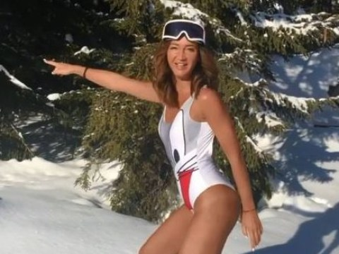 Influencer 'rushed to hospital after -4°C photoshoot for Instagram'